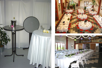 location materiel mariage clermont